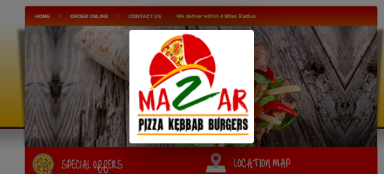 Mazar Kebab & Pizza