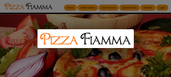 Pizza Fiamma - Online Ordering